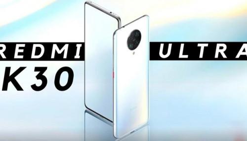 Thời gian ra mắt Redmi K30 Ultra vừa được xác nhận thông qua poster quảng cáo