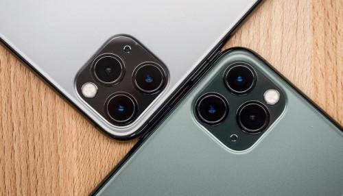 iPhone 12 còn chưa ra mắt nhưng thông tin về camera iPhone 13 đã xuất hiện với 4 camera 64MP mặt sau