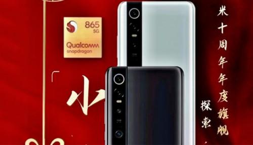 Xiaomi Mi 10 lộ Poster chính thức hé lộ thiết kế và ngày phát hành
