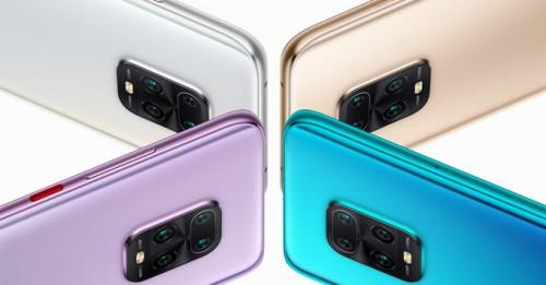 Hình ảnh thực tế Xiaomi Redmi K40 lần đầu lộ diện, xác nhận có màn hình nốt ruồi, 4 camera sau