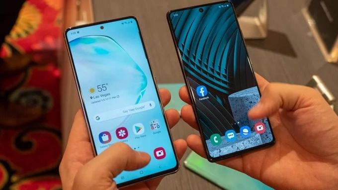 """Samsung Galaxy S20 Ultra 256GB sở hữu viên pin Li-ion có dung lượng """"khủng"""" lên đến 5.000 mAh"""