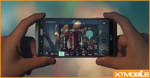 LG V20 - Siêu máy nghe nhạc trên điện thoại, trải nghiệm đa phương tiện ở đẳng cấp khác.