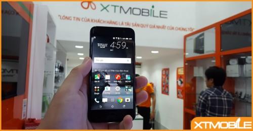 HTC One A9: Smartphone tầm trung đáng mua nhất của HTC hiện nay.