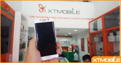 Samsung Galaxy S6 Edge: Siêu mẫu đường cong đầu tiên của Samsung.