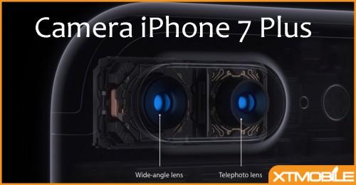Camera zoom 2x trên iPhone 7 Plus có thể không hoạt động.