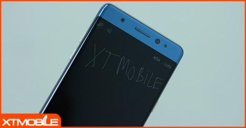 Bút Spen trên Note 5, Note FE và Note 8 dùng để làm gì?
