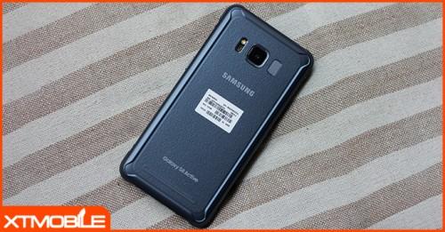 Trên tay nhanh Galaxy S8 Active: Cứng cáp thu hút ánh nhìn