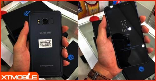 Bản tin cuối ngày 08/09: Galaxy S8 Active quốc tế, Galaxy J7 Prime nhận bản cập nhật Android Nougat