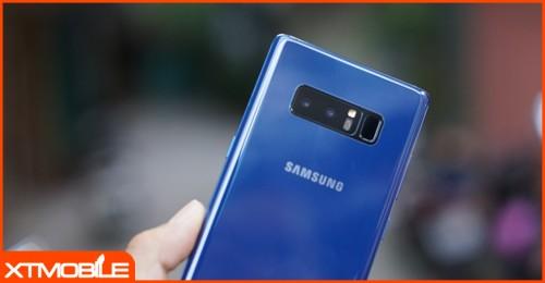 4 lí do giúp Galaxy Note 8 đánh bại mọi đối thủ
