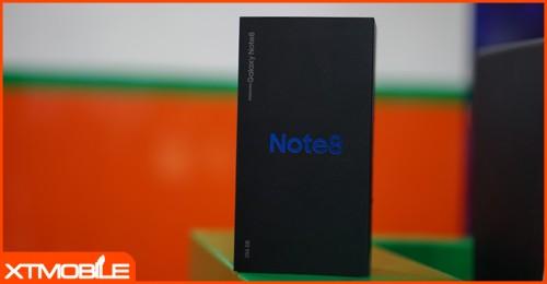 Bật mí 13 điều thú vị trên Galaxy Note 8 có thể bạn chưa biết