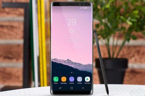Có gì trong Galaxy Note 8 vừa chính hãng vừa chính thức bán ra 29/09