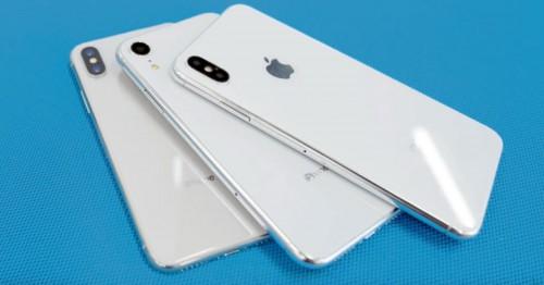 iPhone XS Max có thể là tên gọi chính thức thay cho iPhone XS 6.5inch