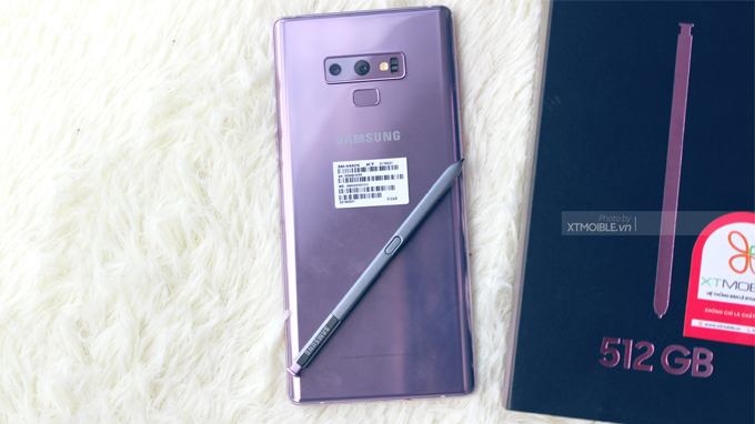 Mua Galaxy Note 9 giá rẻ tặng thêm bút S-Pen - 1