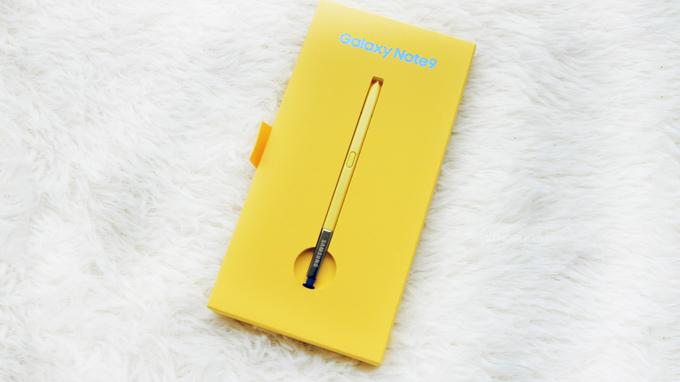 Mua Galaxy Note 9 giá rẻ tặng thêm bút S-Pen