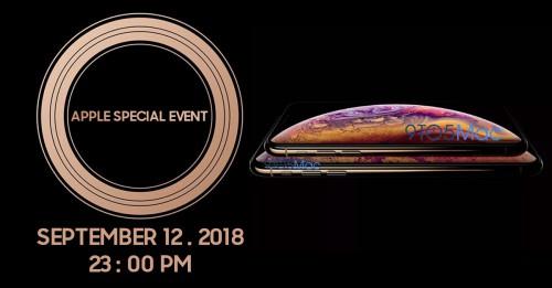 iPhone Xs 2018 bất ngờ lộ ảnh thực tế trước giờ G - Hình nền ấn tượng