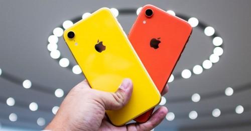 Đa số người dùng chọn iPhone Xr thay vì iPhone Xs bởi những lý do sau