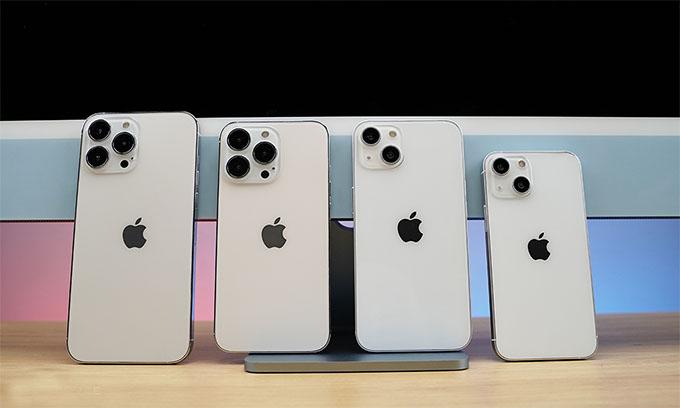 iPhone 13 256GB sở hữu chip xử lý A15 Bionic