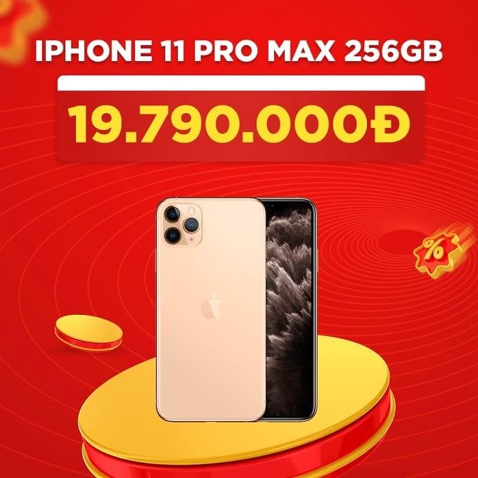 iPhone 11 Pro Max 256GB cũ giảm thêm 3.500.000đ