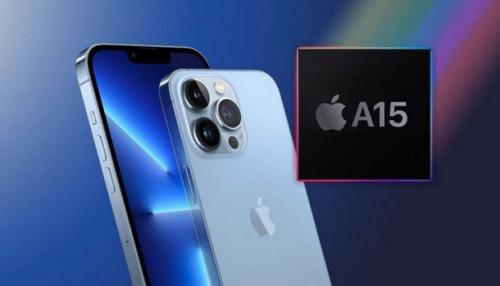 iPhone 13 Pro với chip Apple A15 có hiệu suất đồ họa mạnh hơn rất nhiều so với iPhone 12 Pro