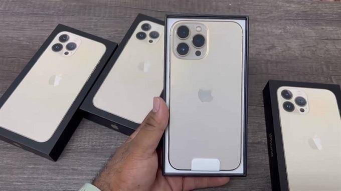 Ngoại hình iPhone 13 Pro Max sang trọng, không quá khác biệt so với người tiền nhiệm
