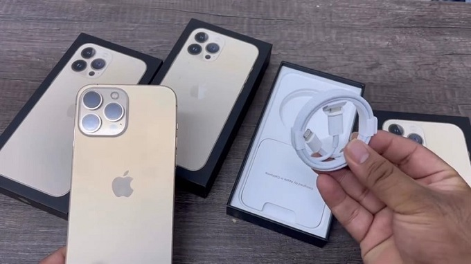 Camera iPhone 13 Pro Max