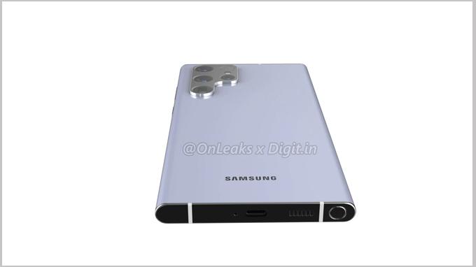 Galaxy S22 Ultra sẽ có khe cắm bút S-Pen
