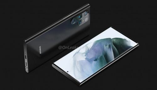 Render Galaxy S22 series lần lượt lộ diện, phiên bản Ultra sẽ có diện mạo mới