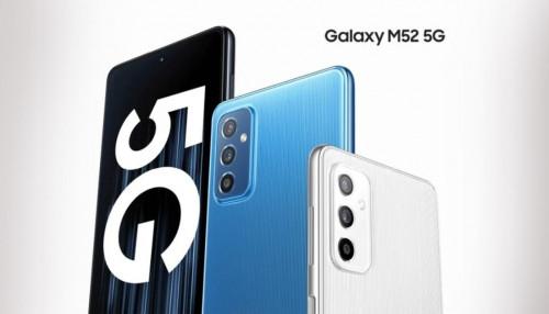 Samsung Galaxy M52 5G âm thầm ra mắt với chip Snapdragon 778G, màn hình AMOLED 120Hz