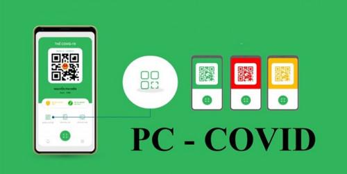 Ứng dụng phòng chống dịch PC-Covid đã chính thức có mặt trên App Store và Google Play