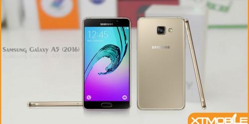 Samsung Galaxy A5 (2016) nhận bản cập nhật về các lỗi bảo mật tháng 9
