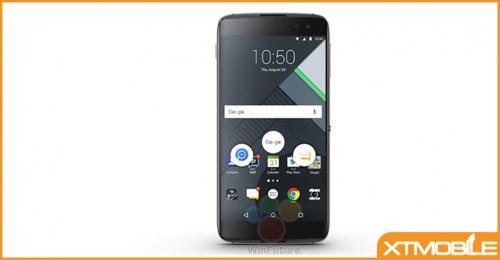 Blackberry DTEK 60 lộ diện giá bán trên một website từ Canada