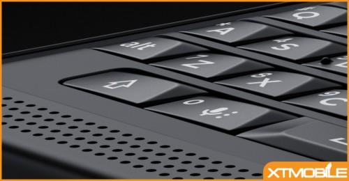 Blackberry cho phép các nhà sản xuất khác sử dụng bàn phím QWERTY của mình