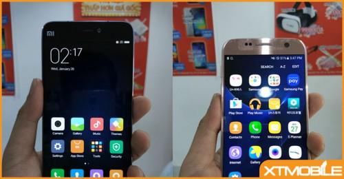 Cuộc chiến giữa Xiaomi Mi 5 và Samsung Galaxy S7: Ai mới là ông vua thực sự?