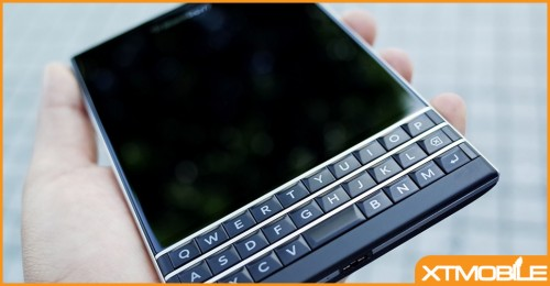 5 điểm nổi bật khiến BlackBerry Passport vẫn còn gây sốt tại thị trường smartphone