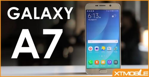 Samsung Galaxy A7 (2017) lộ thông số kỹ thuật trên Antutu Benchmark