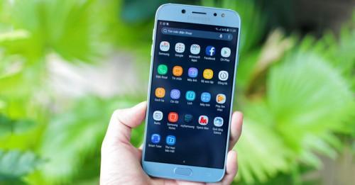Bằng cách nào Galaxy J7 Pro đã vượt qua J7 Plus vừa ra mắt