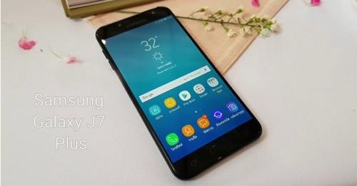 04 lý do nên mua Galaxy J7 Plus thay vì J7 Pro