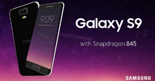 Galaxy S9 sẽ là smartphone đầu tiên dùng Chip Snapdragon 845