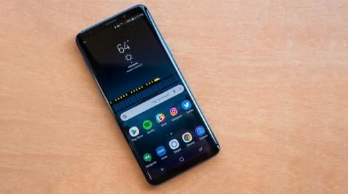 Hướng dẫn tăng độ nhạy cảm ứng trên Galaxy S9 và Galaxy S9 Plus