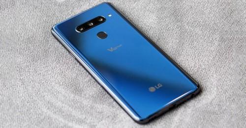 Đánh giá LG V40 ThinQ vừa ra mắt - Điện thoại 5 camera đầu tiên