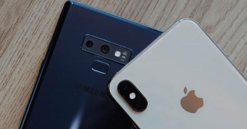 So sánh hiệu năng iPhone Xs Max và Galaxy Note 9: thế thượng phong thuộc về ai?