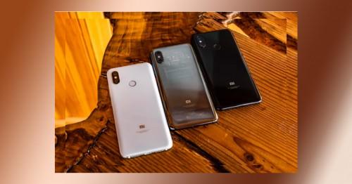 Xiaomi Mi 8 và Mi 8 EE: Đâu là sự khác biệt của cặp song sinh?
