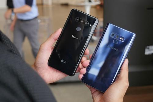 So sánh camera LG V40 ThinQ và Galaxy Note 9: Kỳ phùng địch thủ