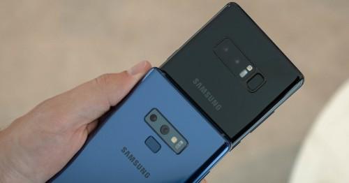 Đang sở hữu Galaxy Note 8 cũ, có nên nâng cấp lên Note 9?