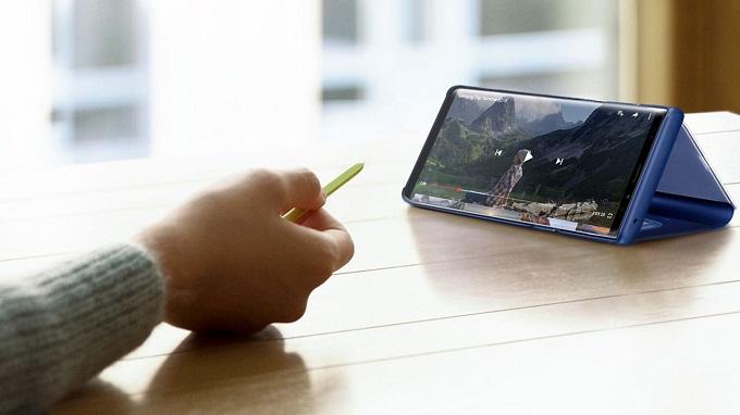 S-Pen là đặc trưng của dòng Samsung Galaxy Note
