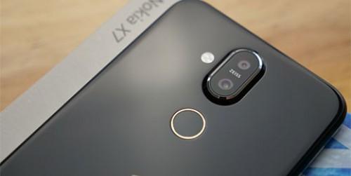 Nokia X7 ra mắt:thiết kế đẹp,chip SD 710, camera kép, giá tầm trung!