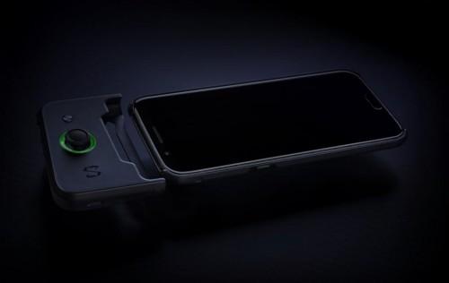 Xiaomi Black Shark 2: Quái vật chiến game SD 845,8GB RAM,sẽ sớm ra mắt