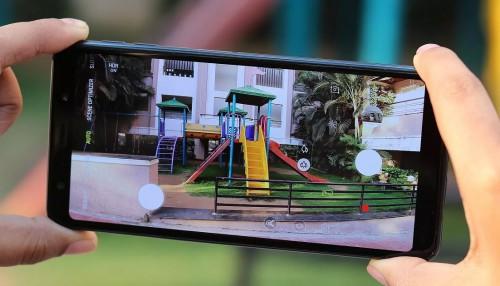 Trải nghiệm camera Galaxy A7 (2018): Chụp ảnh xóa phông quá đỉnh