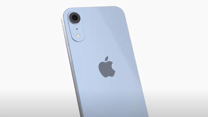 iPhone SE 3 tiếp tục lộ diện với khung viền vát phẳng, màn hình nốt ruồi