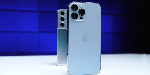 Thời lượng pin iPhone 13 Pro Max và Galaxy S21 Ultra có sự chênh lệch đáng kể